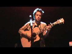 Lee DeWyze-Who Would Have Known-Lincoln Hall Chicago 2012