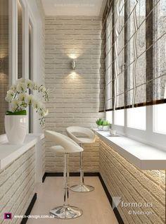 balcon, Design Interior