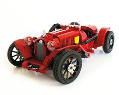 Alfa Romeo 8C 2600