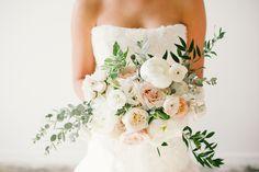 #Bouquet   On SMP --  http://www.StyleMePretty.com/utah-weddings/salt-lake-city/2014/01/10/golden-glamor-wedding-inspiration/  Jessie Alexis Photography