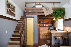A rustic tiny house in Portland | 27 Tiny Houses You Can Actually Stay In