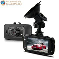 GS8000L 1080P Full HD 2.7 Inch LCD Car DVR Camera Video Recorder Novatek M-JPEG Wide Angle G-Sensor HDMI Digital Zoom Auto DVR