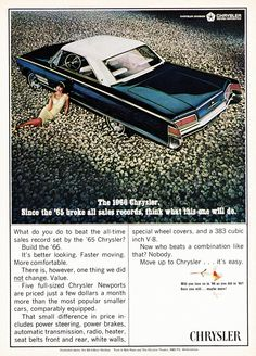 1966 Chrysler 300.