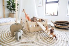 """💗 What our customers say 💗 """"My order arrived today (the dolls bed, high chair and ark) I just wanted to tell you how much I love the… Ark, Wooden Toys, Told You So, Presents, Dolls, Chair, My Love, Nice, Instagram"""