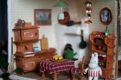 Moomin House - Дом для муми-троллей