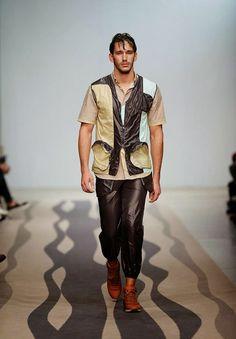 Ricardo Andrez Spring/Summer 2015 - Moda Lisboa