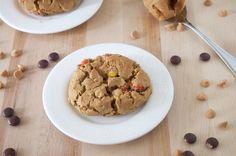 Flourless Triple Peanut Butter Cookies, a recipe on Food52