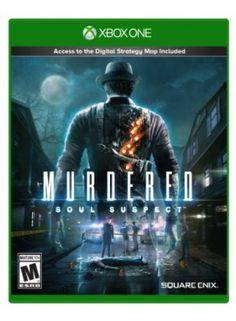 Murdered Soul Suspect - Xbox One #Jogos #Xbox One