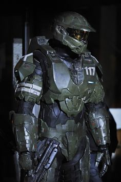 Halo 4: Forward Unto Dawn - Master Chief