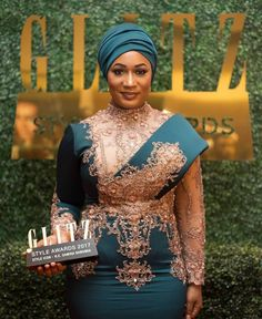 Ghana's beautiful and fashionable Second Lady Hajia Samira Bawumia, has openly admitted that she loves to look good but looking good is n. African Lace Styles, African Lace Dresses, Latest African Fashion Dresses, African Print Fashion, Africa Fashion, African Prints, African Wedding Attire, African Attire, African Wear