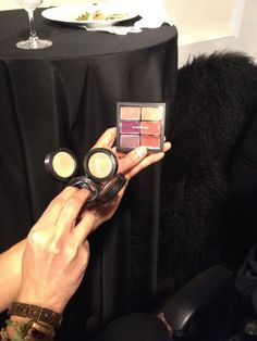 Another MAC palette coming our way and the debut of pressed pigments! ( #Nordstrom #NYFW #Throwback )