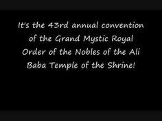 Shriner's Convention (Ray Stevens) w/ lyrics