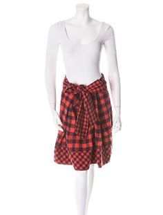 Marc by Marc Jacobs Skirt, grunge reference