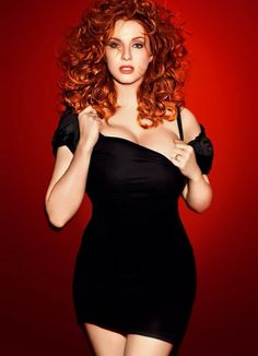 hair colors, girl crushes, red hair, real women, strong women, redhead, curv, christina hendricks, photo shoots