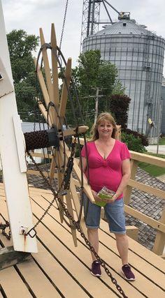 The Prairie Mills Windmill sail on!