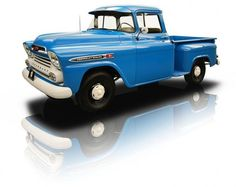 1959 Chevrolet Apache Model 31 Stepside pickup - Car Pictures
