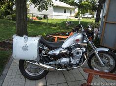Aunque no me gustan las motos, esta sí la quiero: La moto más maquera 