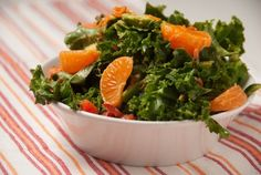 "Kale Ceviche Salad: From ""My Beef With Meat"" 
