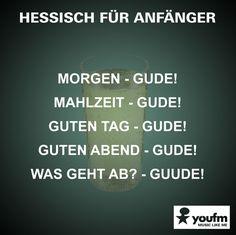 13 Best Hessische Sprüche images | Frankfurt, Jokes, Chistes