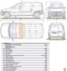 Dacia Logan Break Ambulancia-techo alto/ Young Activity Van III Concept