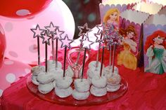 Disney Princess Birthday Party Ideas | Photo 1 of 38 | Catch My Party