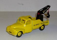 Vintage Toys, Diecast, Corgi, Trucks, Vehicles, Model, Miniatures, Antique Toys