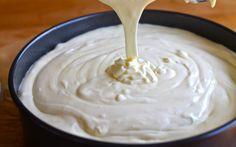 Mousse de leite ninho! Depois que publiquei essa receita recebi vários comentários dizendo que esse foi o melhor recheio de bolo que já provaram. Então fica a dica! Quer fazer um recheio diferente, faça de mousse de leite ninho!