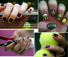 Fellow #Brit Andy Murray wins #Wimbledon today; first British male in 77 years to win the Championship! Here are our favorite #Wimbledon #nail looks from the day!