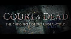 Within the pages of The Chronicle of the Underworld book you'll learn more about the people, places, and more that make up Sideshow's The Court of the Dead! Neon Signs, Animation, Learning, Books, Movie Posters, Design, Livros, Film Poster, Libros