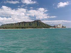 Diamond Head, Hawaii
