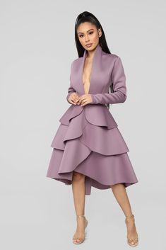 Always Be There Scuba Mini Dress - Mauve – Fashion Nova Elegant Dresses, Cute Dresses, Casual Dresses, Maxi Dresses, Awesome Dresses, Modest Dresses, Formal Dresses, Formal Wear, Boho Dress