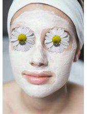 - Masque réparateur & apaisant à la Camomille - Beauté des peaux atopiques & allergiques