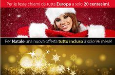Sono arrivate le nostre #offerte di #Natale: Nòverca #Europa e MagicBox!