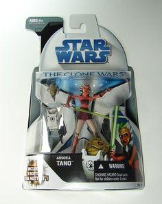 STAR WARS / THE CLONE WARS / AHSOKA TANO & ROTTA THE HUTTLET NO.#09 #Hasbro