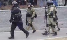 'Blackwater' in Ukraine? Videos spark talk of U.S. mercs in Donetsk #DailyMail