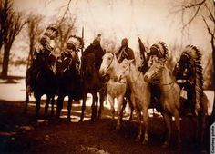 Native American Horses Greatly Changed Tribal life