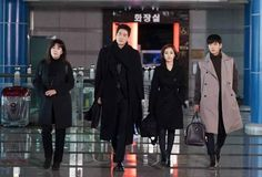 """""""Healer"""": Ji Chang Wook & Team's Airport Showdown Against The Bad Guys Healer Kdrama, Cantabile Tomorrow, Kim Moon, Ji Chang Wook Healer, Drama News, Suspicious Partner, Park Bo Young, Korean Actors, Korean Dramas"""