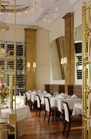 Zinfandel Restaurant at the Regent Esplanade ~ Zagreb, Croatia