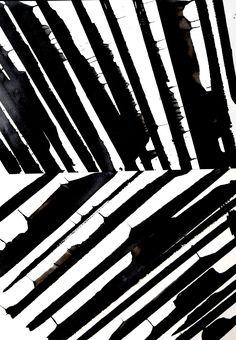 Bold print | Laurent Koller #art #painting