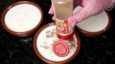 Como hacer arroz con leche
