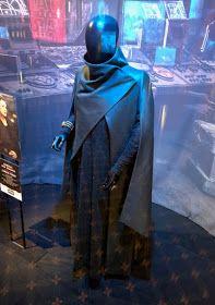 Star Wars: The Last Jedi General Organa costume