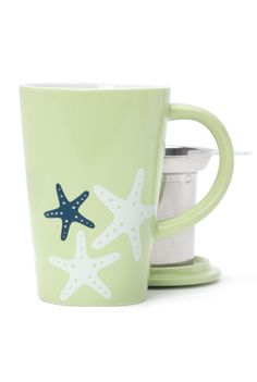 SPRING 2014 Add some colour to your tea routine with this bright lime mug. Coffee Cups, Tea Cups, Davids Tea, My Cup Of Tea, Loose Leaf Tea, Coffee Break, Kitchen Stuff, Spring 2014, Routine