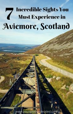 Aviemore is known for it's snow sports, but don't be fooled! It's a small town with a lot to offer. Here is my list of recomendations