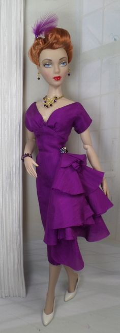 Matisse Fashions and Doll Patterns