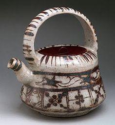 AHIS335: Momoyama Period Ewer for Tea Ceremony