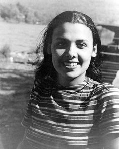 Young Lena Horne | 1941 by Black History Album, via Flickr