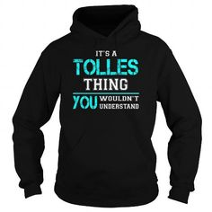 cool I love TOLLES T-shirt, TOLLES Hoodie Sweat Shirt