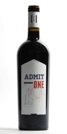 label / wine / Academy Art University Course: Package Design 3 Instructor: Tom McNulty Student: Amanda Smith