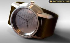 Industrial North Design is a newly created luxury watch brand with fellow automotive designer Robert Silkstone. The company members are currently working on their first range of most expensive watches. Designers from Industrial North Design company take their inspiration from the automotive background. Their products aim to be modern and soulful and are created using a combination of traditional industrial process and ultra modern precision engineering methods.