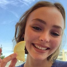 Photo : Instagram de Lily-Rose Depp @lilyrose_depp